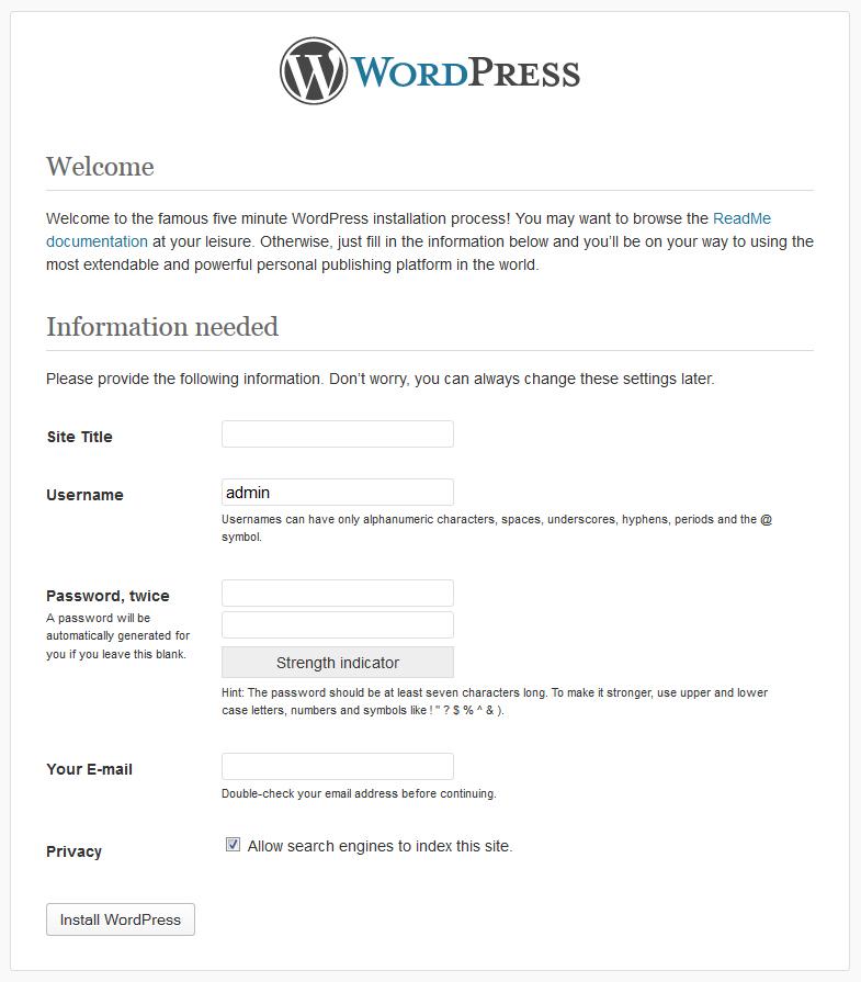Documentación de la plantilla Cherry para WordPress
