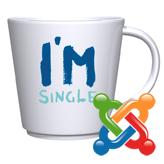 Joomla 3.x. Wie fügt man eine neue Seite ohne Seitenspalten hinzu