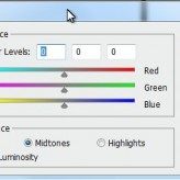 Changing image colors in Adobe Photoshop
