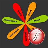 Flash. How to assign an external link to a menu button