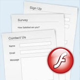 Flash. How to add a new contact form field
