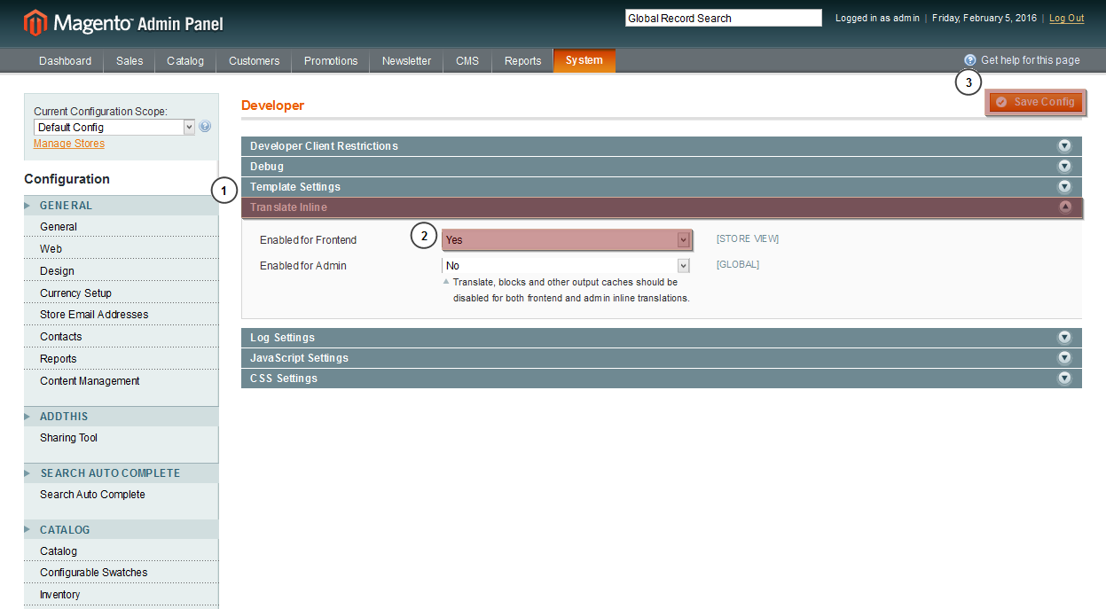 Magento  How to use