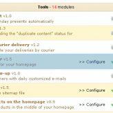 PrestaShop 1.4.x. ¿Cómo cambiar el contenido de la página principal?