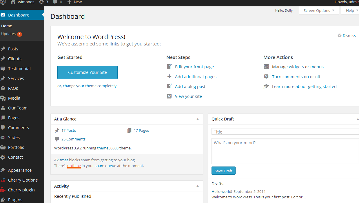 Wordpress How To Create Contact Form 1