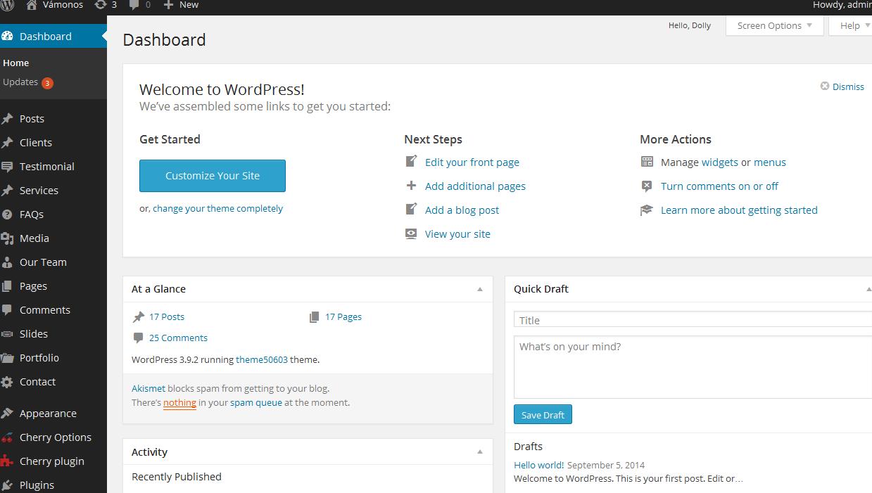 Wordpress как сделать форму обратной связи фото 596
