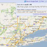 How to change Google Map location in Joomla 1.6.x-1.7.x