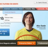 How to download Magento engine