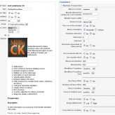 """Drop down menu module """"mod_maximenu_CK"""""""