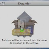 Extract archived files (MAC OS)