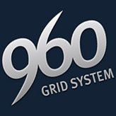 CSS. Grid 960 system