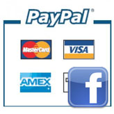 Facebook. How to link shopping cart to PayPal