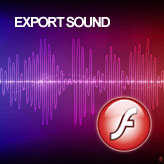 Flash. How to export sound from the FLA file