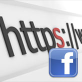 Facebook. SSL Certificates required!