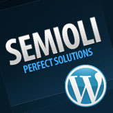 WordPress. How to change the logo using Adobe Photoshop