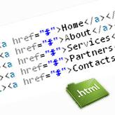 HTML. How to create a menu