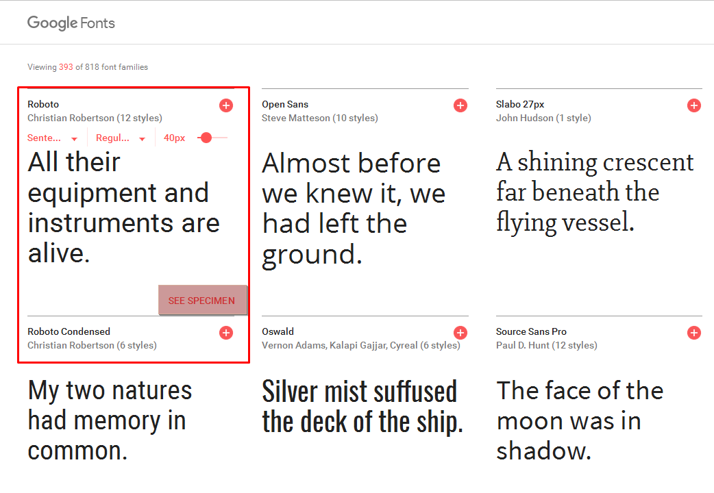 How to use the Google Web Fonts API - Template Monster Help