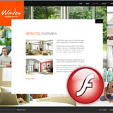 XML Flash. How to add scrolling area