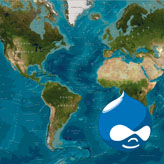 Drupal. How to add Google Map