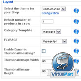 VirtueMart Troubleshooter. Product listing layout issue