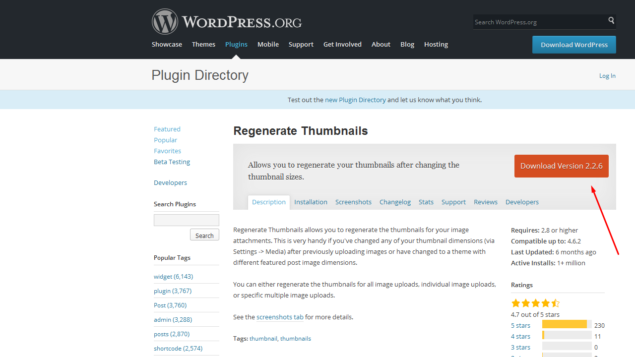 WordPress Troubleshooter. How to install plugins manually_1