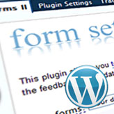 WordPress Troubleshooter. CForms plugin issues
