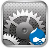 Drupal. Template settings overview