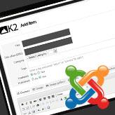 Joomla 2.5.x. ¿Cómo activar la edición de frontend en el componente K2?