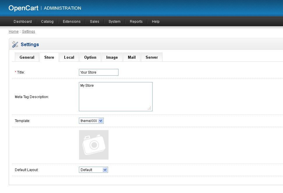 opencart template editor - opencart 1 5 x wie installiert man ein template hilfe
