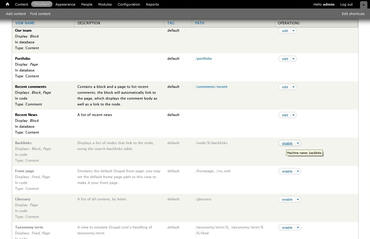 Drupal 7 for Drupal custom view template