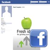 Шаблоны Facebook Reveal