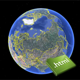 How to change Google map location in HTML-based template using Google Maps API v3