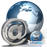 VirtueMart 2.x. How to edit order confirmation and registration emails
