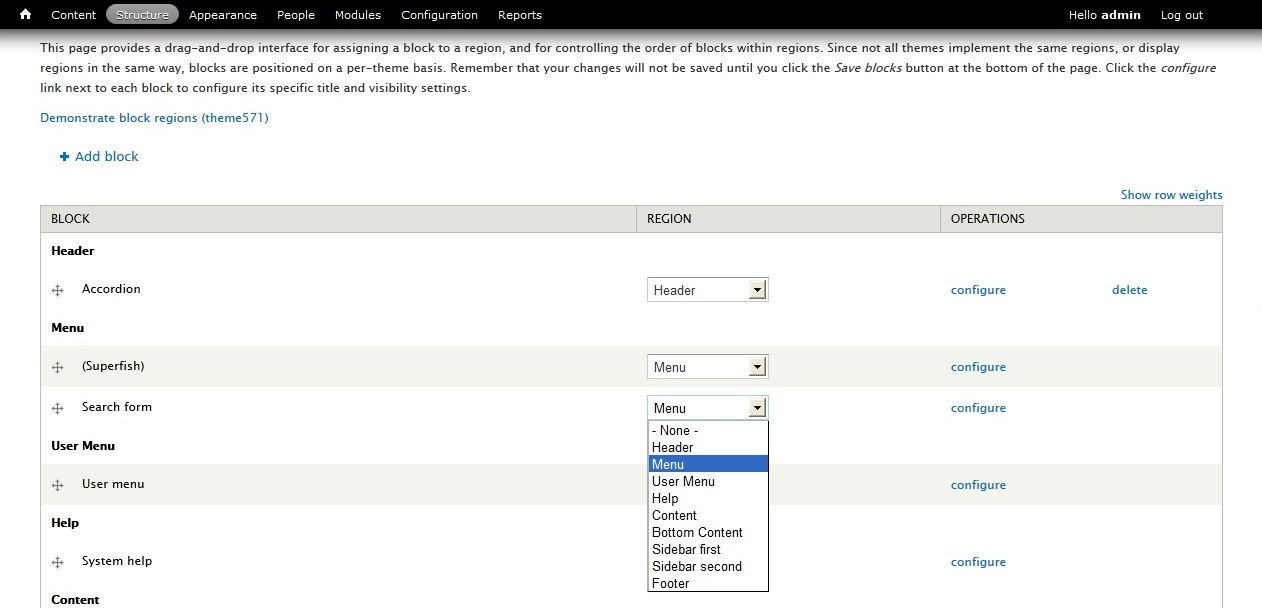 You Need To Refer The Doentation File That Comes With Your Template Find Out Which Region Choose