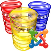 Joomla. How to change database tables prefix in SQL file