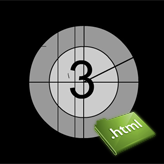 JS Animated. Activating countdown script on under construction page