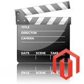 Magento. How to add/change product video