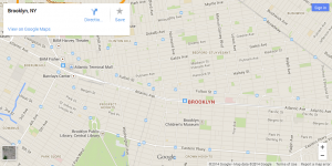 Magento_How_to_change_location_on_Google Map_1