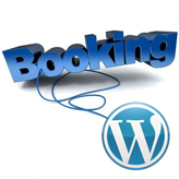 Форма бронивания в шаблонах WordPress