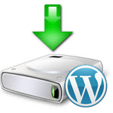 WordPress. How to install WordPress engine and template on local server