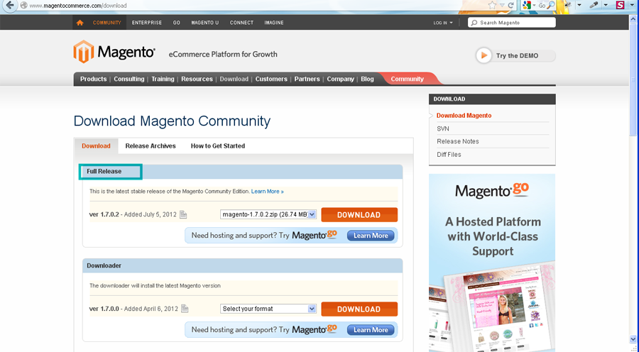 How To Install Magento Engine Template On Godaddy Hosting Server