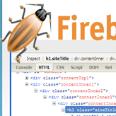 "Firebug. How to use ""Break on attribute"" feature"