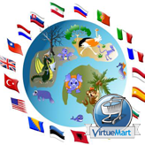 VirtueMart 2.x. Configuration multilanguage site