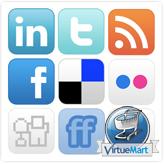 VirtueMart 2.x. ¿Cómo administrar iconos sociales de addthis (compartir)?