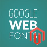 Magento. How to change a Google web font