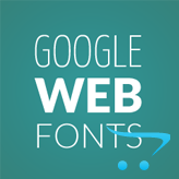 OpenCart. How to change a Google web font