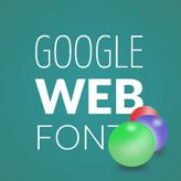 osCommerce. How to change a Google web font