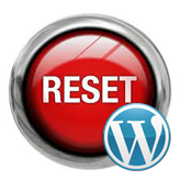 WordPress. How to reset admin panel access details