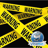 "VirtueMart 2.x. How to deal with ""Warning, the Safe Path is empty"" message"