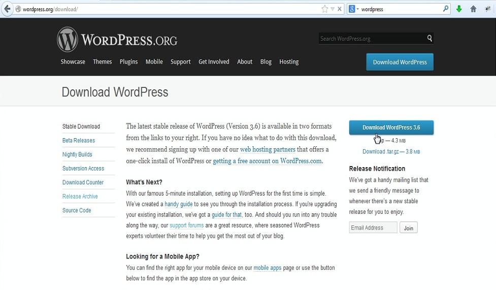 WordPress How To Install The Engine To HostGator Server Manual - Hostgator website templates