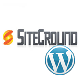 WordPress. How to install the engine to SiteGround server (manual installation)